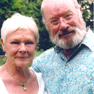 Judi Dench and Terence Knapp